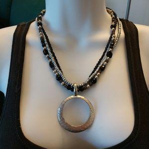 Premier Designs Nightlife Necklace and Bracelet